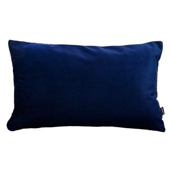 poduszka Velvet, granatowy 50x30 cm, Poduszkowcy