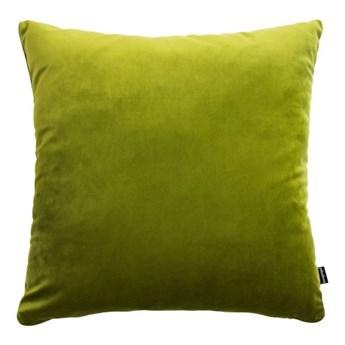 poduszka Velvet, jasny zielony 45x45 cm, Poduszkowcy