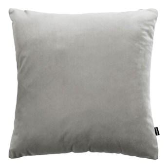 poduszka Velvet, jasnoszary 45x45 cm, Poduszkowcy