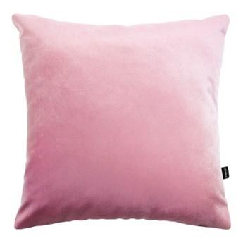 poduszka Velvet, różowy 45x45 cm, Poduszkowcy