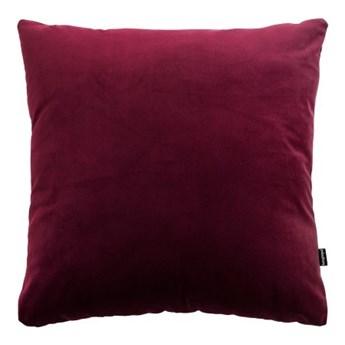 poduszka Velvet, bordowy 45x45 cm, Poduszkowcy
