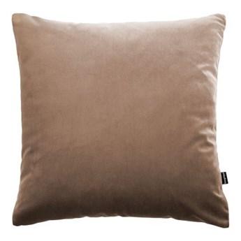 poduszka Velvet, brązowy 45x45 cm, Poduszkowcy