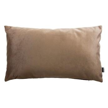 poduszka Velvet, brązowy 50x30 cm, Poduszkowcy