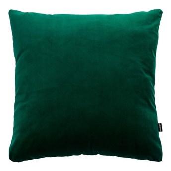 poduszka Velvet, ciemny zielony 45x45 cm, Poduszkowcy