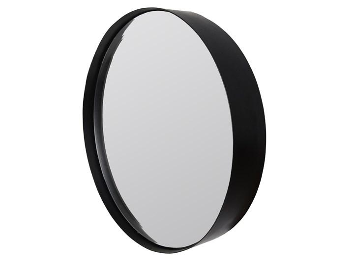 okrągłe lustro ścienne Raj, Ø75 cm, LuDesign Pomieszczenie Salon