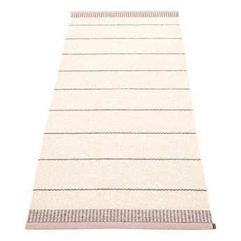 Prostokątny dywan Belle, Pale Rose Pappelina, różne rozmiary