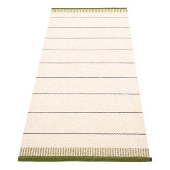 Prostokątny dywan Belle, Dark Olive Pappelina, różne rozmiary
