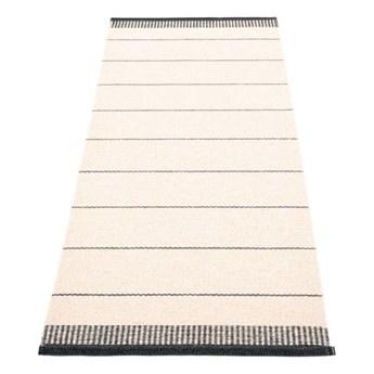 Prostokątny dywan Belle, Black Pappelina, różne rozmiary