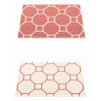 Dwustronny dywan Rakel, Blush/Vanilla Pappelina, różne rozmiary