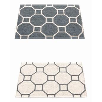 Dwustronny dywan Rakel, Granit/Vanilla Pappelina, różne rozmiary