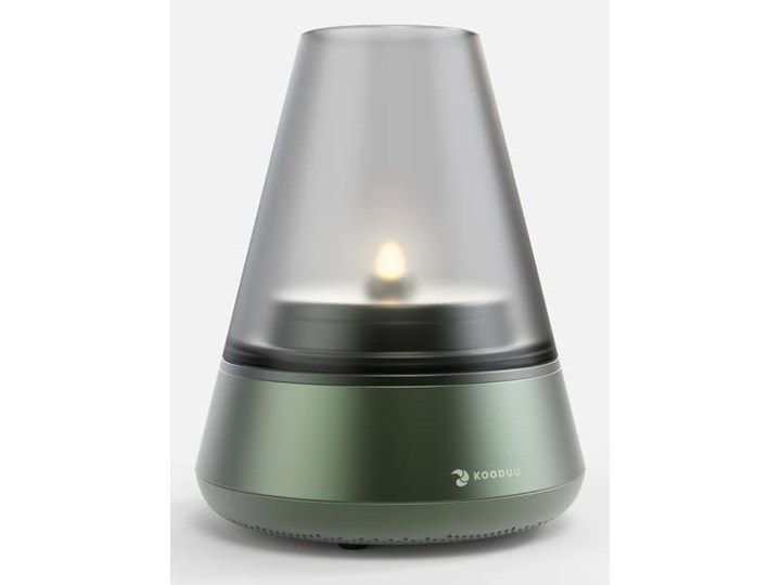 Lampa 3w1 Nordic Light Pro, zielona, KOODUU