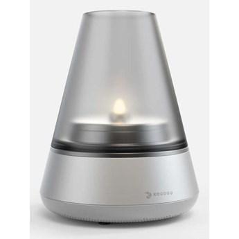 Lampa 3w1 Nordic Light Pro, srebrna, KOODUU