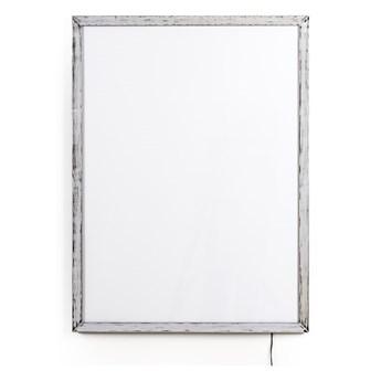 Świecąca ramka na plakat Frame It! LED duża 60x80 cm, Seletti