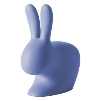 Stoper do drzwi Rabbit XS, niebieski, QeeBoo