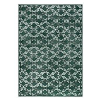 Dywan Feike 160x230 cm, zielony, LuDesign