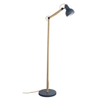 Lampa podłogowa Study, ciemnoszary, Zuiver