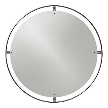 Okrągłe lustro Nimbus Ø110 cm, brązowy mosiądz , MENU