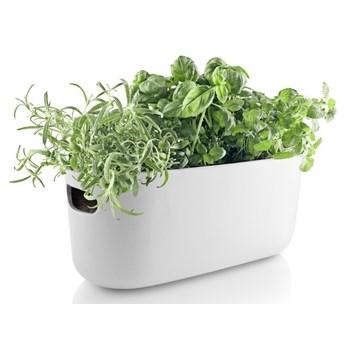 Samopodlewająca doniczka na zioła, biały, Eva Solo