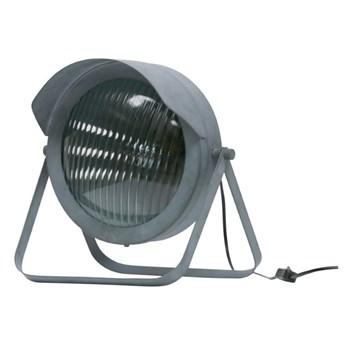 Lampa stołowa/podłogowa Lester, betonowy szary, Woood