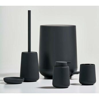 Komplet łazienkowy Nova One, czarny mat, 4 el., Zone Denmark