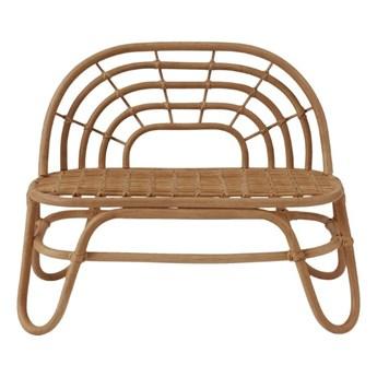 Bambusowa ławka dla dzieci, OYOY