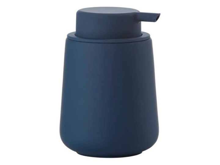 Dozownik do mydła Nova One Zone Denmark, granatowy mat Dozowniki Ceramika Plastik Kategoria Mydelniczki i dozowniki
