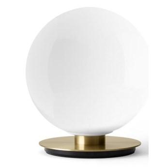 Lampa ścienna/stołowa TR Bulb błyszcząca, mosiężna, Menu