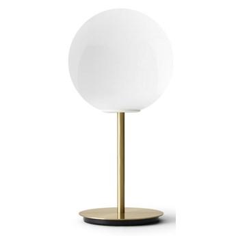 Lampa stołowa TR Bulb błyszcząca, mosiężna, Menu