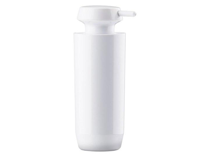 Dozownik do mydła Suii 17,5 cm, biały, Zone Denmark Dozowniki Akryl Kategoria Mydelniczki i dozowniki