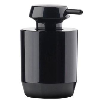Dozownik do mydła Suii 12,4 cm, czarny, Zone Denmark