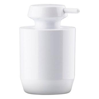Dozownik do mydła Suii 12,4 cm, biały, Zone Denmark