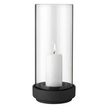 podłużny świecznik Hurricane S outdoor, Stelton