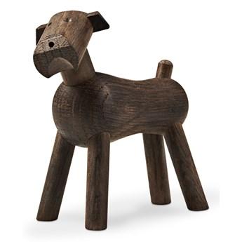 Drewniana dekoracja pies Tim, Kay Bojesen
