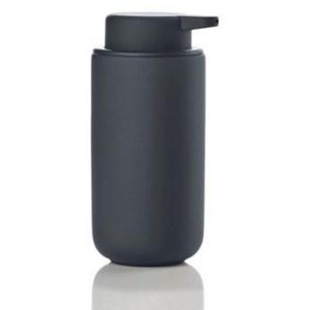 Dozownik do mydła duży Zone Ume, aksamitny czarny mat, Zone Denmark
