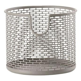 Koszyk na kosmetyki taupe Ø12 cm Zone Denmark