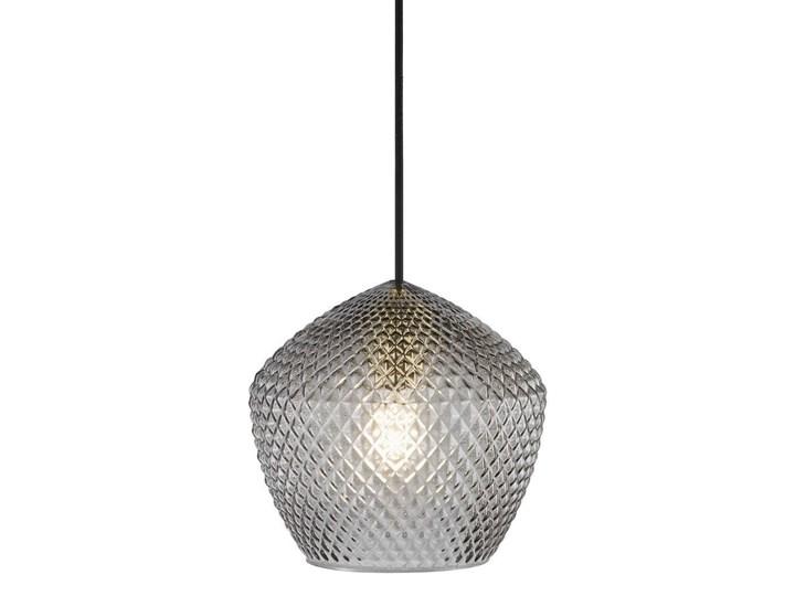 Szklana lampa wisząca Orbiform, Nordlux Szkło Mosiądz Pomieszczenie Jadalnia Funkcje Brak dodatkowych funkcji