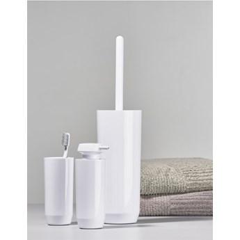 Komplet łazienkowy Suii biały 4 elementy, Zone Denmark