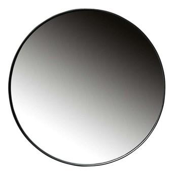 Okrągłe lustro czarne Doutzen Ø80CM, Woood