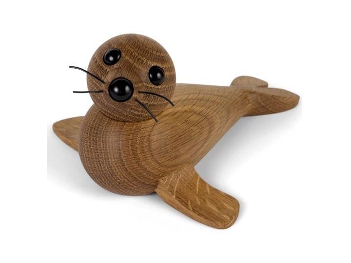 Drewniana dekoracja - mama foka, Spring Copenhagen Drewno Kategoria Figury i rzeźby