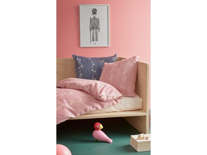 Pościel różowa w małpki 100x140 Kay Bojesen Kolor Różowy 100x140 cm Pomieszczenie Pościel dziecięca