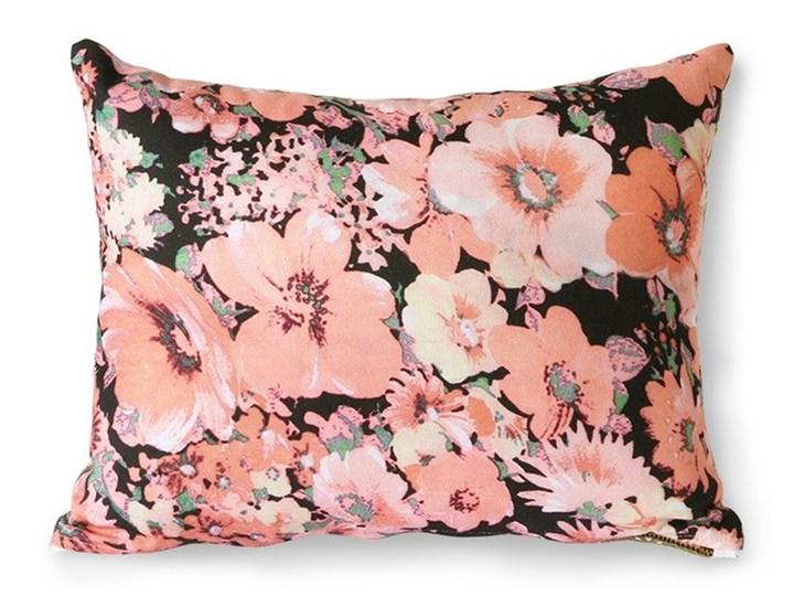 Poduszka z nadrukiem w kwiaty 30x40, HKLiving