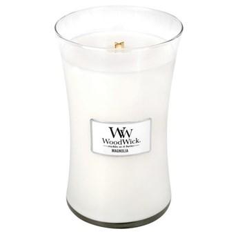 Duża świeca Core Magnolia WoodWick