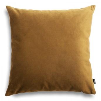 Poduszka Pram welurowa, jasno brązowy, 45x45cm, Poduszkowcy