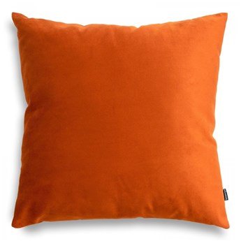 Poduszka Pram welurowa, pomarańczowy 45x45, Poduszkowcy