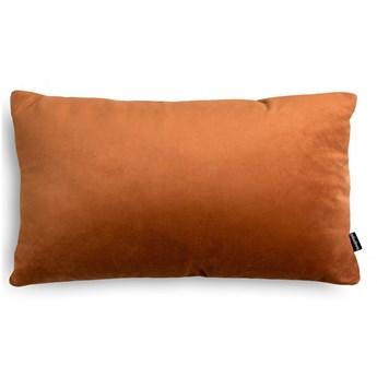 Poduszka Velvet rudy, 50x30 cm, Poduszkowcy