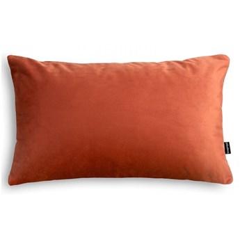 Poduszka Velvet pomarańczowy, 50x30 cm, Poduszkowcy