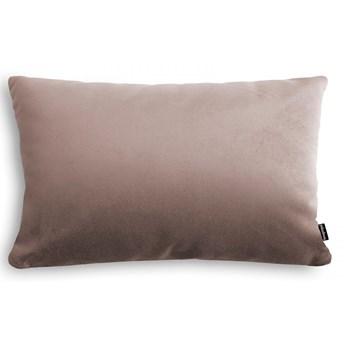 Poduszka Velvet beżowy, 50x30 cm, Poduszkowcy