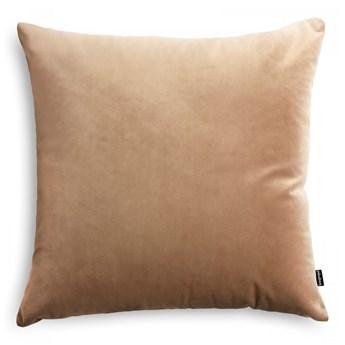 Poduszka Velvet, jasno beżowy, 45x45 cm, Poduszkowcy