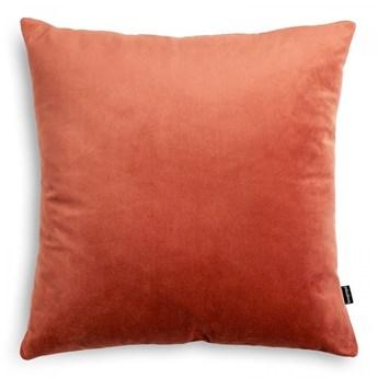 Poduszka Velvet pomarańczowy, 45x45 cm, Poduszkowcy