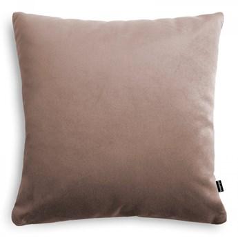 Poduszka Velvet beżowy, 45x45cm, Poduszkowcy